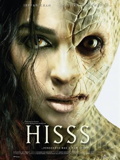 Нагин: Женщина-змея / Hisss (2010) DVDRip