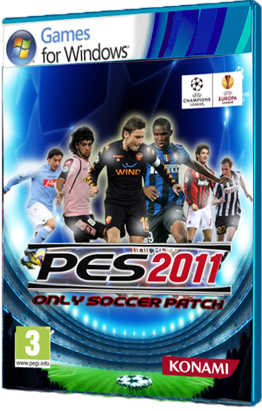 pes 2011 Only Soccer Patch 2011 0.7 by Bergamo and Wecandoit