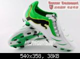 Puma V1.10 Graphic White/green/Black by tavinhosanco11