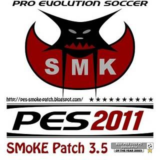 Pro Evolution Soccer 2011 PES SMoKE Patch 3.5.1 (update)