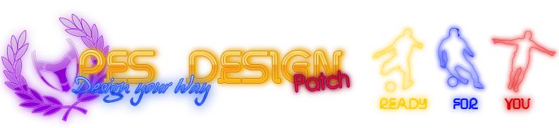 PES DESIGN Patch Update 0.1 by JSA™