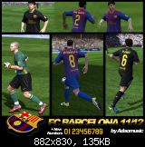 4vidu9qk FIFA 11 Barcelona 11 12 Kits