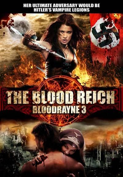 Бладрейн 3 / Bloodrayne: The Third Reich (2010/DVDRip/1400Mb)