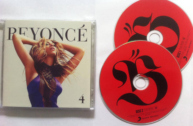 Cover: Beyonce - 4 (Deluxe Edition)-2CD-2011-VOiCE