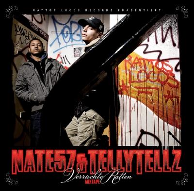 Cover: Nate57 & Telly Tellz - Verrückte Ratten