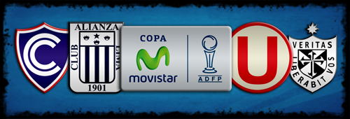 HD EMBLEMS FOR THE 2011 COPA MOVISTAR BY EDU