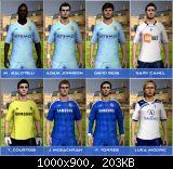 FIFA 11 EPL Facepack