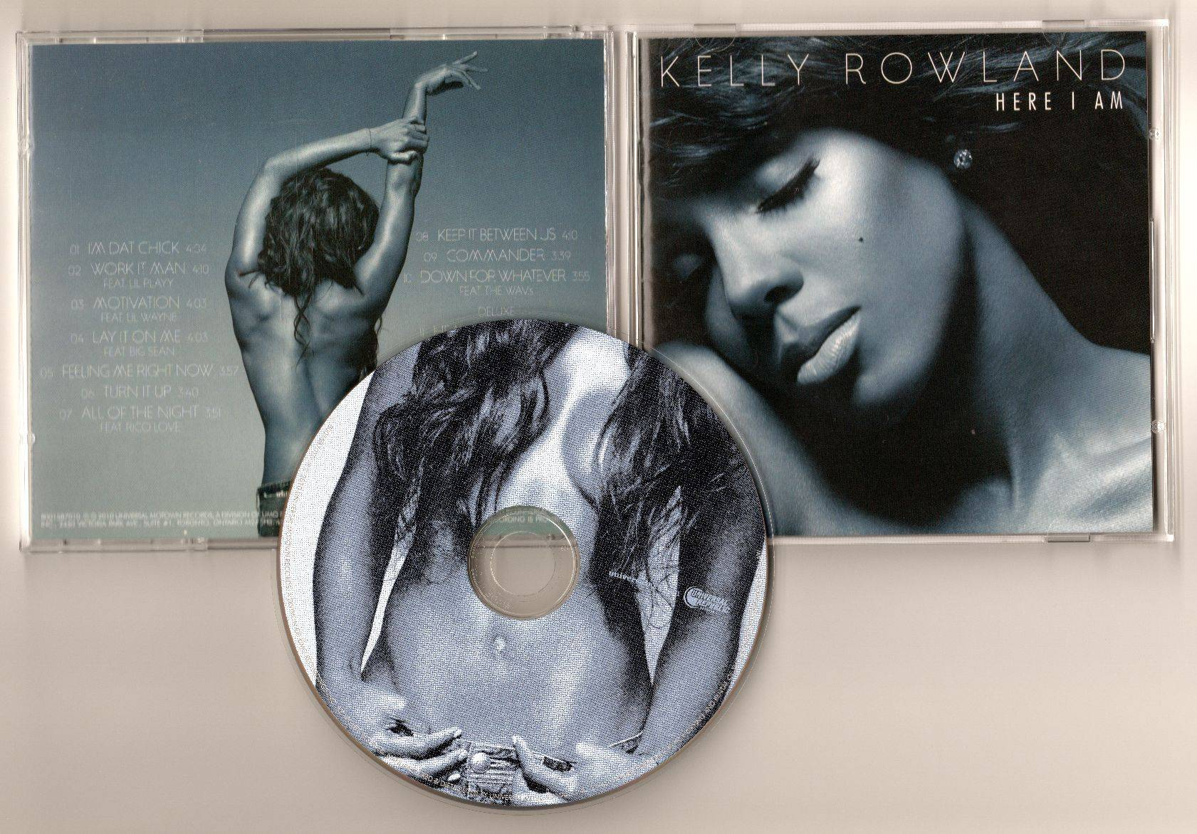 Cover: Kelly Rowland - Here I Am-(Deluxe_Edition_Bonus_Tracks)-2011-C4