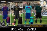 gbxjqlnq FIFA 11 FC Barcelona 2011 2012 Kits Pack