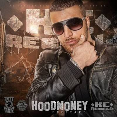 Cover: KC Rebell - Hoodmoney