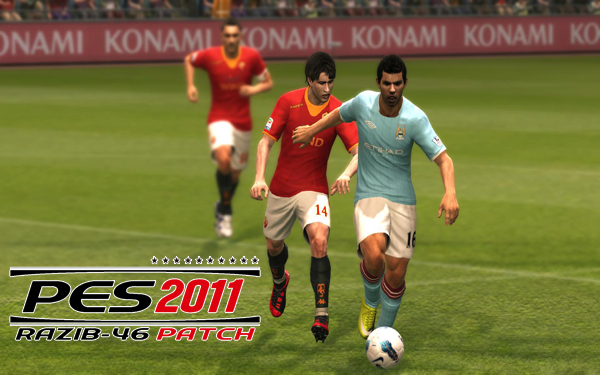 PES 2011 Patch 1.5 by razib-46