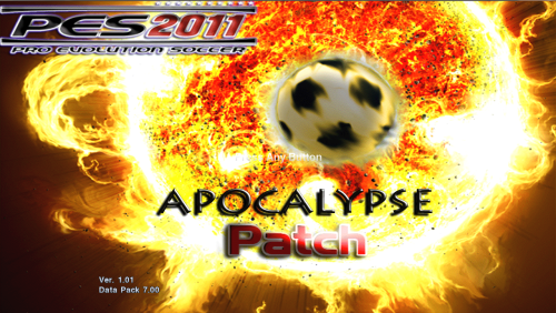 pes 2011 Apocalypse Patch