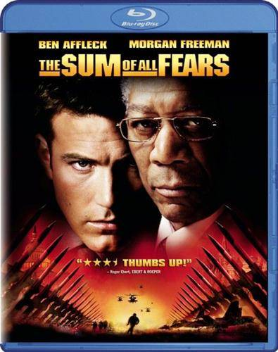 ���� ������ / The Sum of All Fears (2002/BDRip-AVC/2,99 GB)