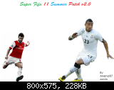 ei85wvig Super Fifa 11 Summer Patch v2.0