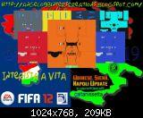 FIFA 12 Serie A Full Kits Update - Palermo, Siena, Napoli