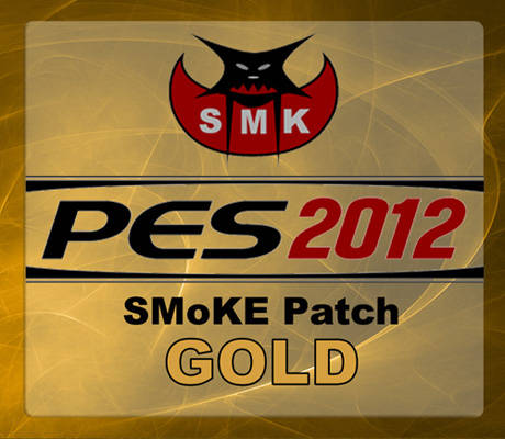 PES 2012 SMoKE Patch 4.0 GOLD