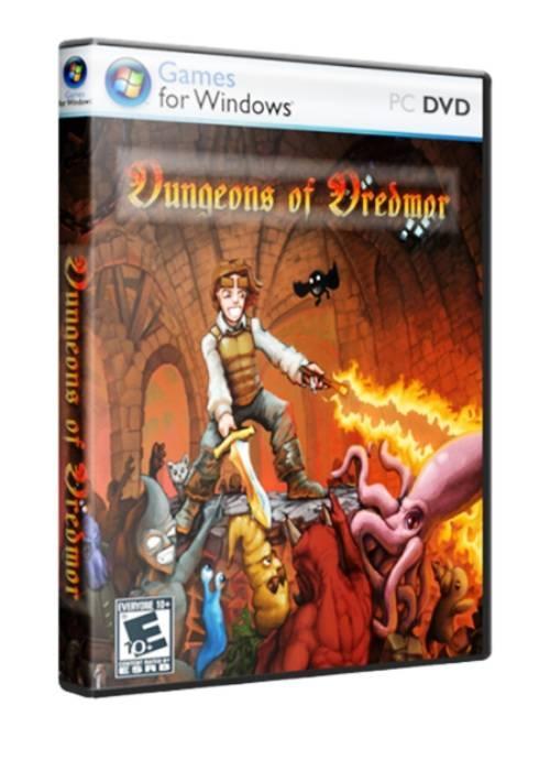 Dungeons of Dredmor v1.0.6  (2011/ENG/FullRIP/ALiAS)