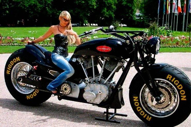 Nietypowe motocykle 16