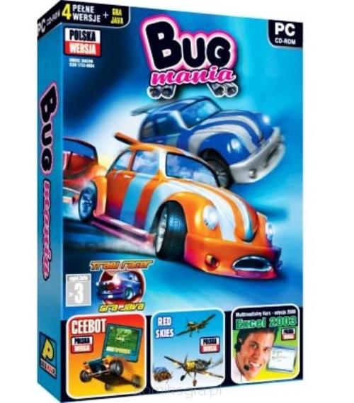 Bug Mania  (2007/PL/PORTABLE)