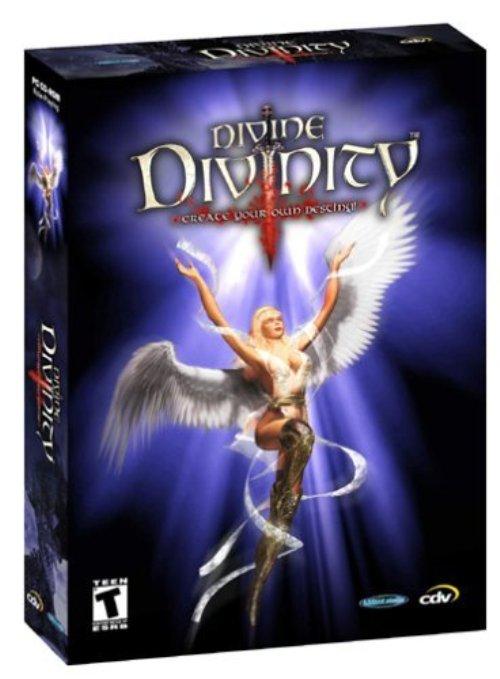 Divine Divinity  (2002/MULTi2/REPACK/PILOTUS) + SPOLSZCZENIE