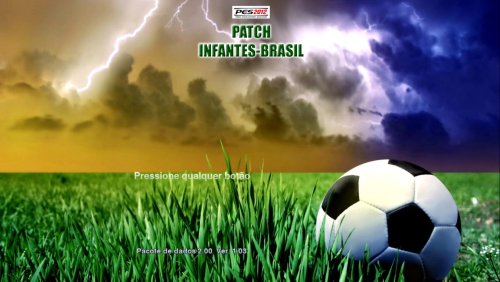 PATCH INFANTES-BRASIL 2012 - UPDATE 3 [FIX]