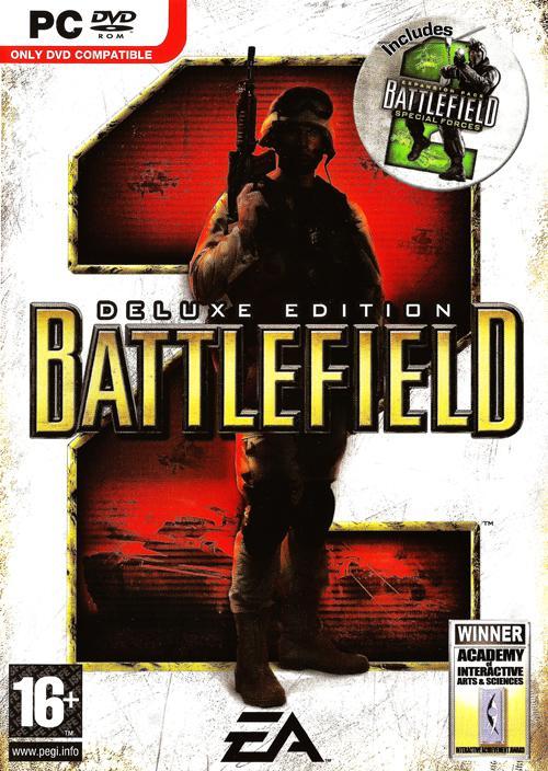 Battlefield 2 (2005/ENG/REPACK/KoBRaAndrey) + SPOLSZCZENIE