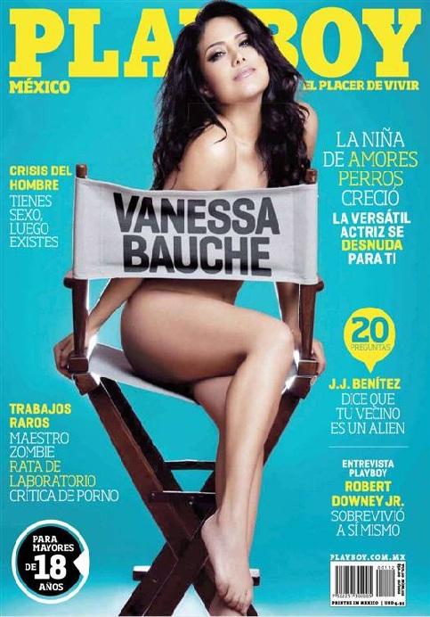 Playboy - February (2012) / Mexico