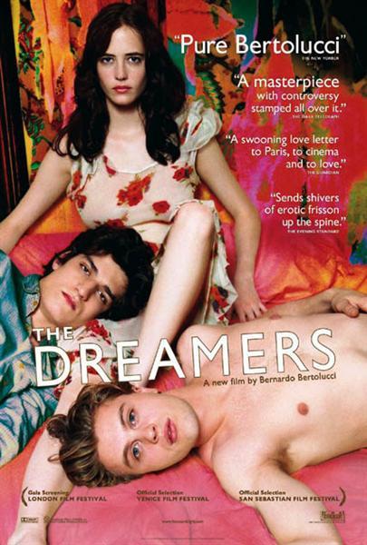 Мечтатели / The Dreamers (2003) HDRip + BDRip 720p + BDRip 1080p