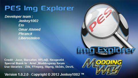 PES2012 PES Img Explorer 1.02 beta 2 by Jenkey1002