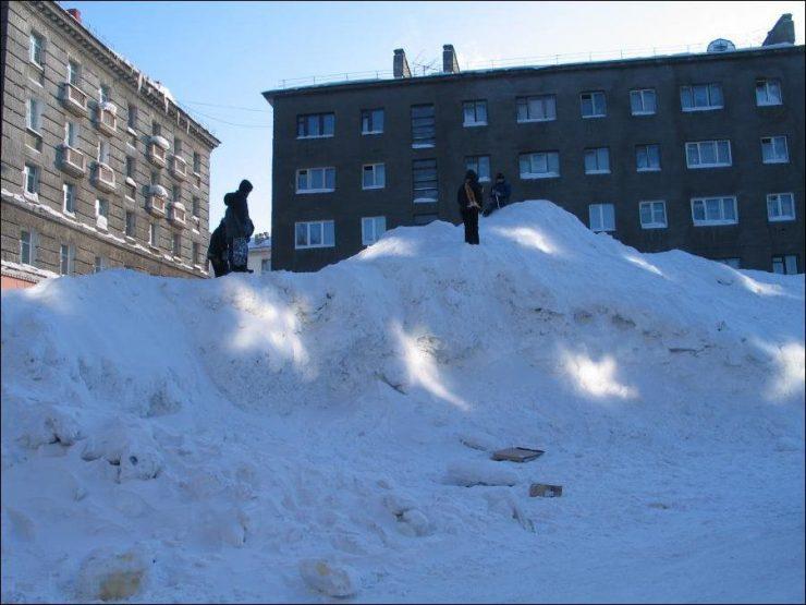 Syberyjska zima 18