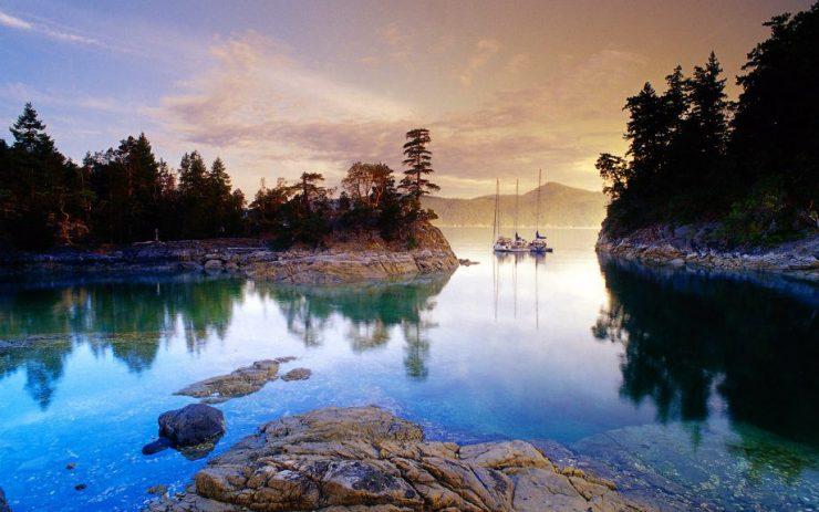Piękne krajobrazy #4 16