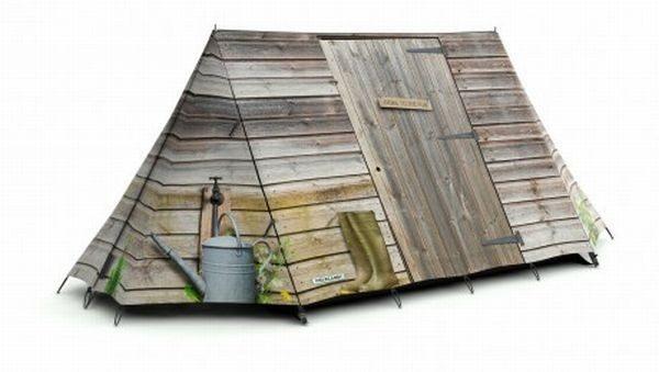 Oryginalne namioty 17