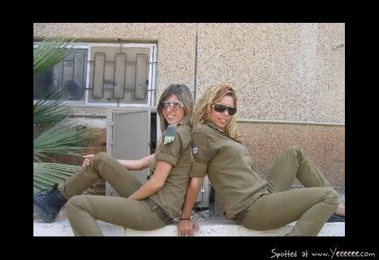 Laski z Izraelskiej armii 14