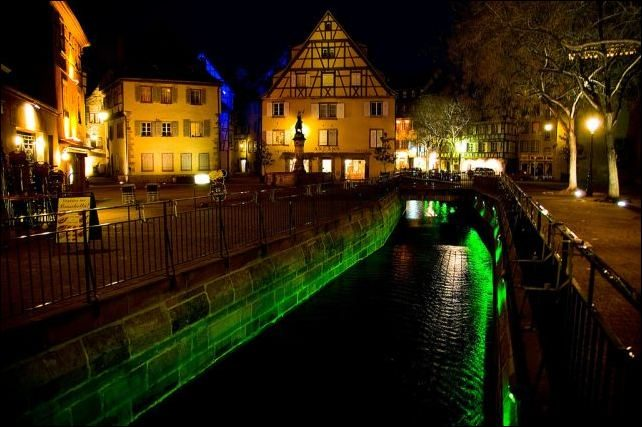 Miasta świata - Colmar [Francja] 30