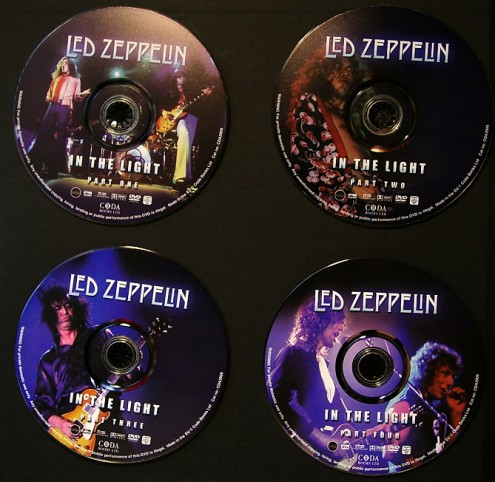 Led Zeppelin - In The Light (Rock Retrospectives) (2009) 4xDVD5