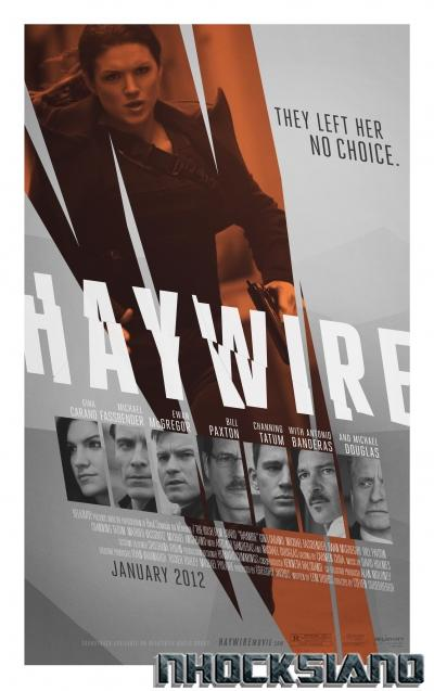 Haywire (2011) 720p BRRip XviD AC3 - CHE