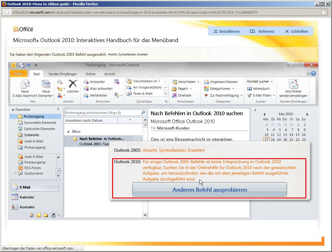 Windows 7 64 bit & Outlook