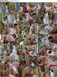 Klarisa, Barra Brass, Ferrera Gomez, Bella Morgan - Thirsting For Bridal Piss Part 2 (2012/FullHD/1080p) [PissingInAction/Tainster] 1.48 GB
