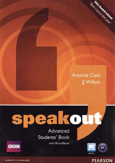 Speakout Advanced Level