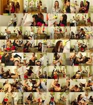 Emma, Chaynee, Mea Melone - Eurobabe Fumigation Sensation Part 1 - PornstarsAtHome/Tainster - (2012/HD/720p/872 Mb)