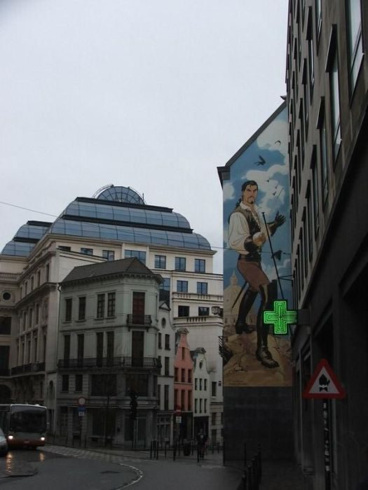 Street Art: Belgia 40