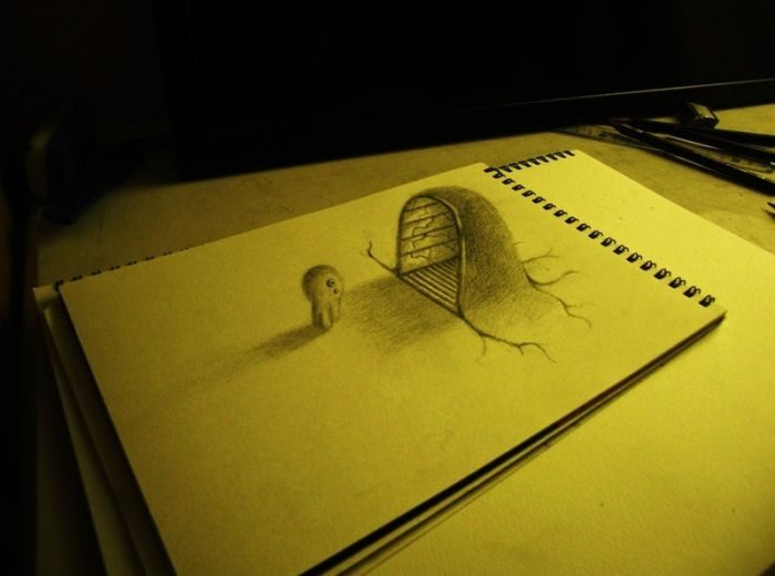 Rysunki 3D #3 5