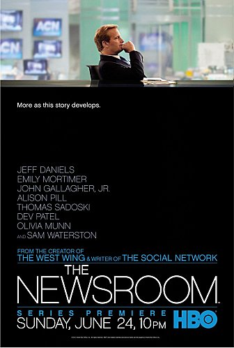 The Newsroom Saison 1 Vostfr