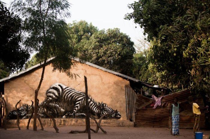 Street art: Afryka 6