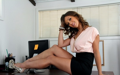 Audrey Rose [NaughtyOffice/NaughtyAmerica] (2012/SD/480p/424MB)