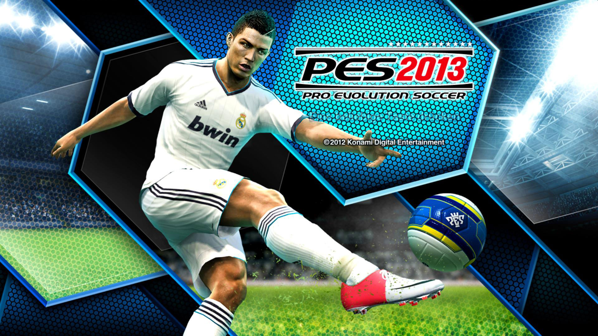 [Aporte]Pes 2013 [Full]+[Crack][Esp][MF][4.5GB]