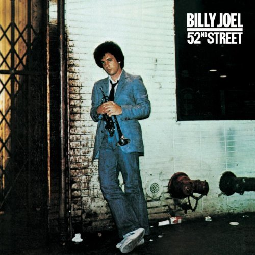 Billy Joel - 52nd Street [1978 FLAC Lossless]