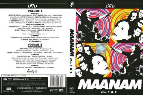 Maanam - Z�ote DVD (2004) 2xDVD9