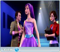 �����: ��������� � ���-������ / Barbie: The Princess & The Popstar (2012) DVD9